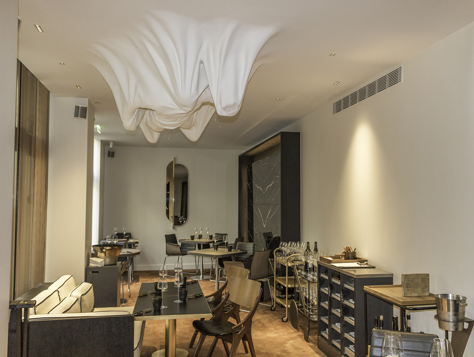 Paris restaurants in style interview with chef akrame